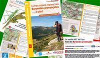 Nouveauté 2021 : Topoguide PNR des Baronnies Provençales - 2 eme édition