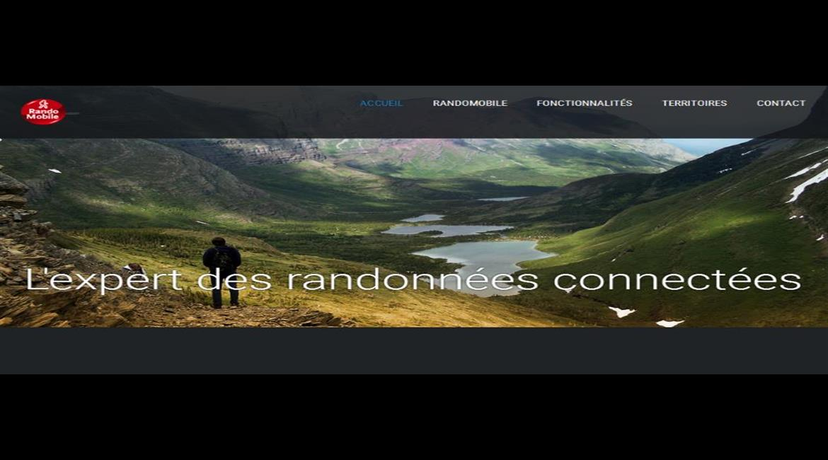 APPLICATION : Randomobile® , l'application dédiée aux randonneurs !