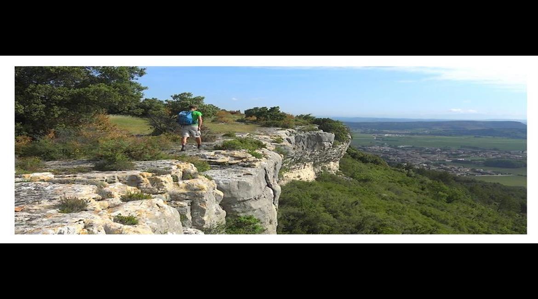 ITINÉRANCE : Le GR® 42 de l'Ardèche au Gard