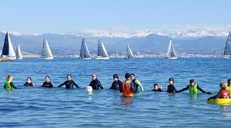 SPORT : Le longe côte, un mélange de marche et de natation