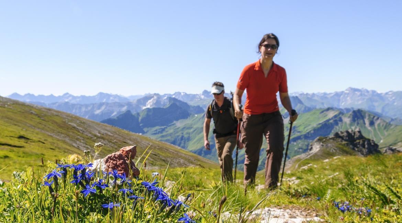 PROSPECTIVE : Quel avenir pour la randonnée à l'horizon 2028 ?