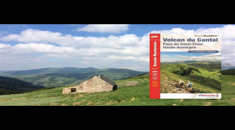 AUVERGNE : La Traversée des Volcans d'Auvergne