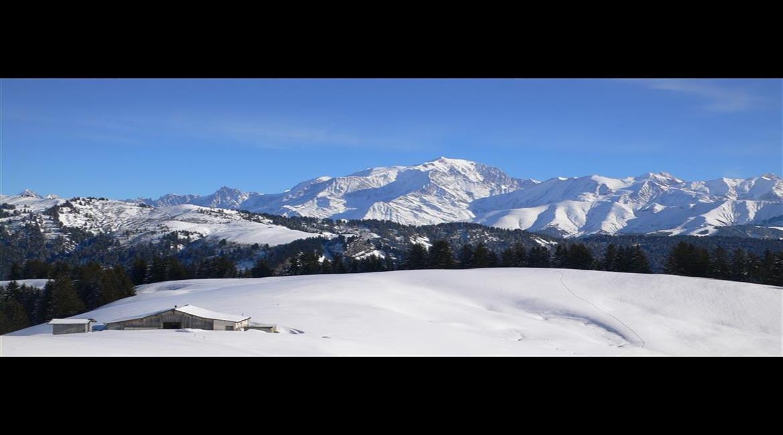 MONT BLANC : Le massif en survol avec France 3