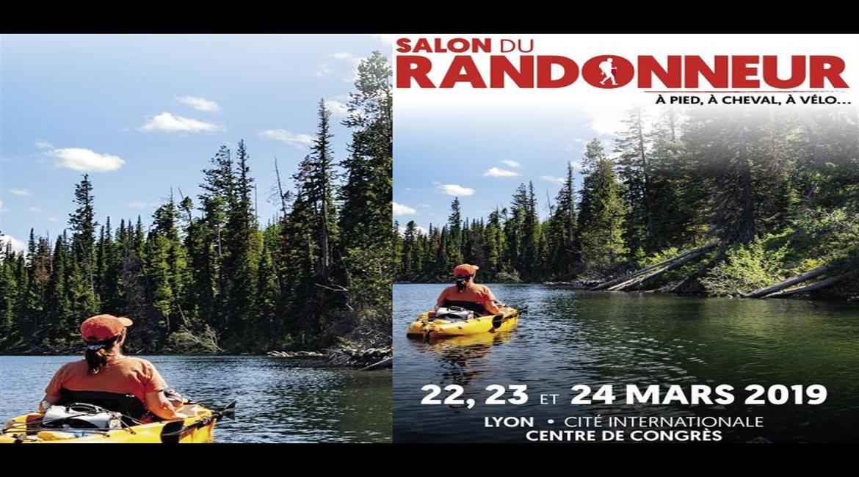 Salon du randonneur – Lyon 2019