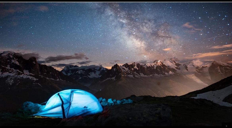 ÉQUIPEMENT : Les tentes de bivouac