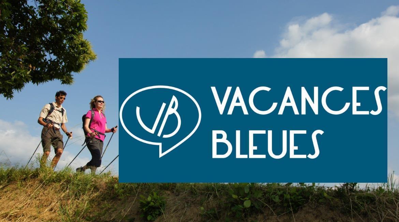 """Le voyagiste """"Vacances Bleues"""" partenaire de la FFRandonnée"""