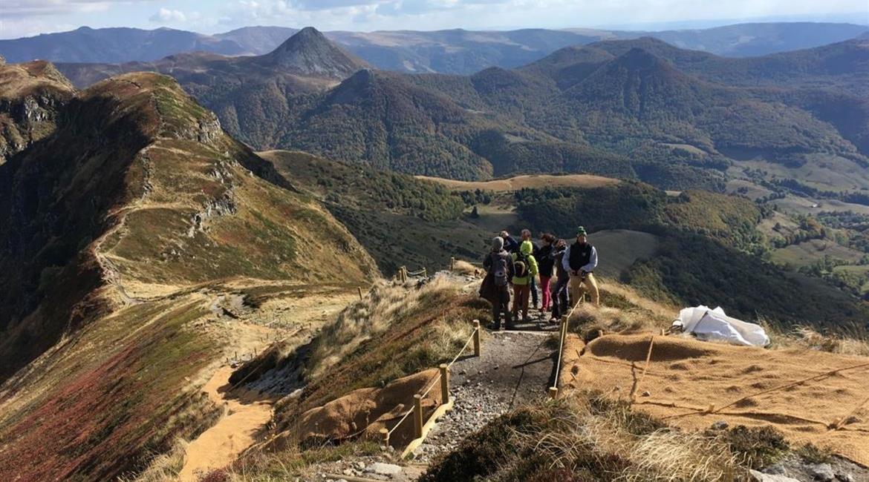 Les baliseurs du Cantal suspendent leurs actions de balisage