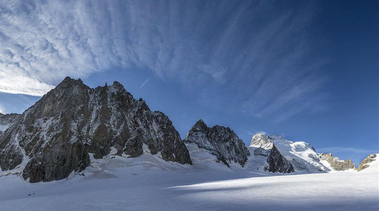 Le glacier blanc du Massif des Écrins disparaît