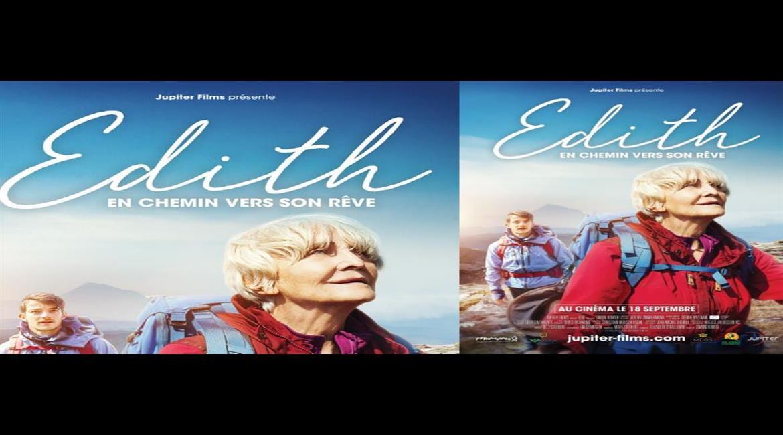 Sortie en salle du film « Edith, en chemin vers son rêve » mercredi 18 septembre