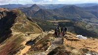 Amélioration de l'accueil des visiteurs au Puy Mary-Volcan du Cantal