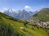 Les transformations du paysage dans les Alpes