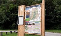 Une nouvelle signalétique sur les sentiers des Gorges de la Loire