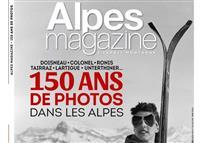 150 ans de photos dans les Alpes avec Alpes Magazine