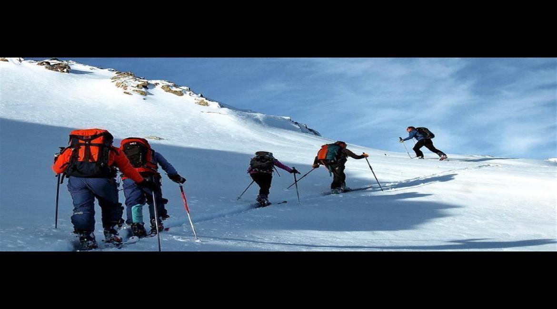 Les bases du ski de randonnée