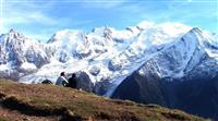 Protection du site du Mont Blanc