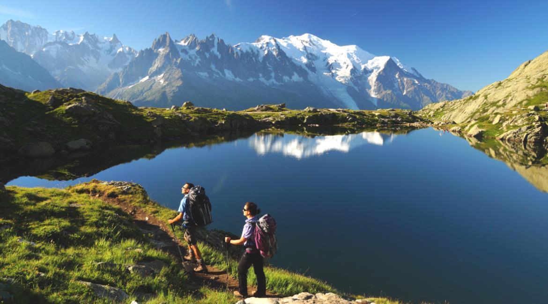 Les bonnes pratiques en montagne pendant le déconfinement