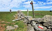 Une idée rando : le GR® 65 du Puy-en-Velay à Aumont-Aubrac